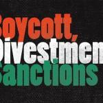 BDS - Boicot Desinversiónes y Sanciones