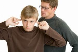 Desobedientes a los padres