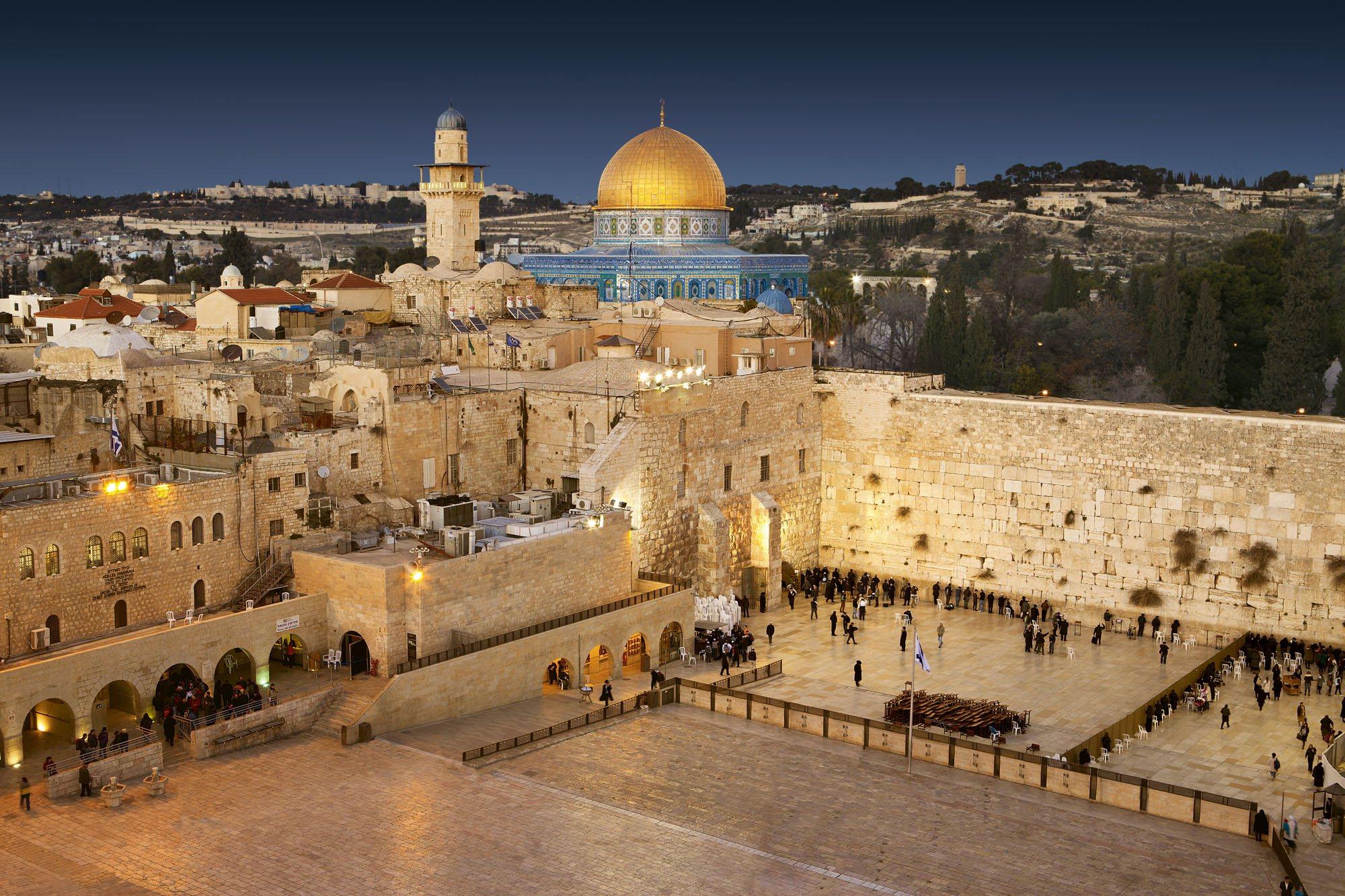 Jerusalén es la ciudad del gran Rey