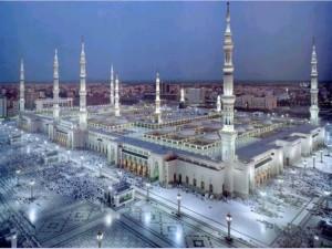 Mezquita de Medina - Tumba de Mahoma