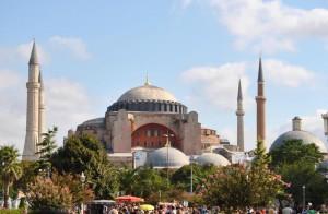 Mezquita de santa sofia