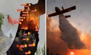 Incendios en Israel (3)