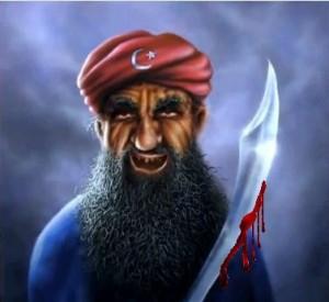 Los turcos otomanos
