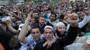 Emigrantes musulmanes en Alemania
