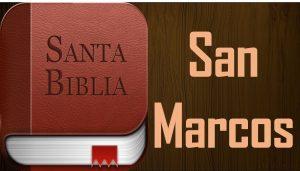 Evangelio de MARCOS (2)
