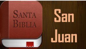 Evangelio de SAN JUAN (2)