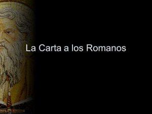 ROMANOS (2)
