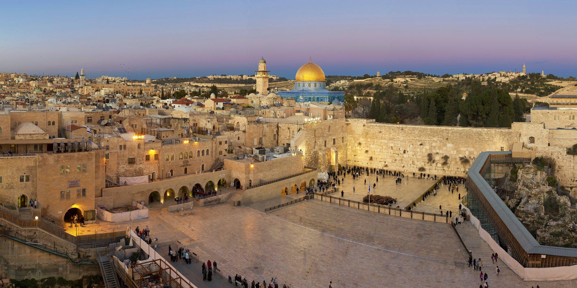 Jerusalén panorámica